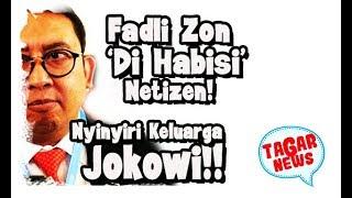 Video Nyinyiri Keluarga Jokowi, Fadli Zon 'Dih4bisi' Netizen MP3, 3GP, MP4, WEBM, AVI, FLV Januari 2019