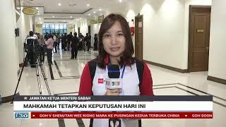 Video Mahkamah Tetapkan Keputusan Ketua Menteri SabahYang SahHari Ini MP3, 3GP, MP4, WEBM, AVI, FLV April 2019