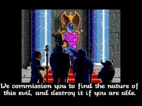 Eye of the Beholder Amiga