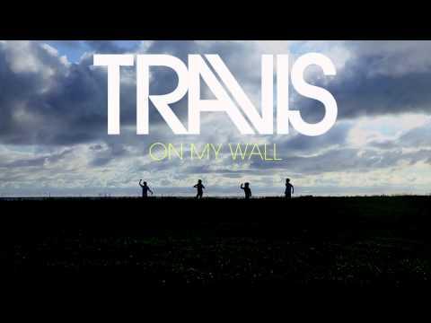 Tekst piosenki Travis - On My Wall po polsku