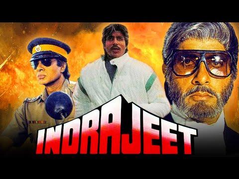 इंद्रजीत ( १९९१ )अमिताभ बच्चन की ब्लॉकबस्टर हिंदी  मूवी    नीलम कोठारी , जया प्रदा l Indrajeet