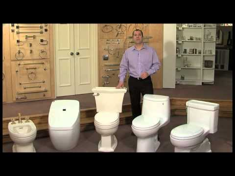 Toilet Information video