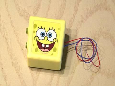 Evil SpongeBob Toy Prank!