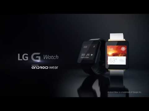 LG teases its next G Watch [video]