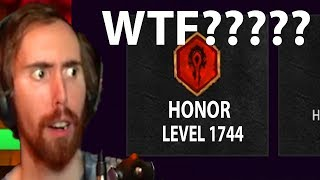 Download Video Asmongold finds a NEVER SEEN BEFORE mount and a player with UNBELIEVABLE Honor Level MP3 3GP MP4