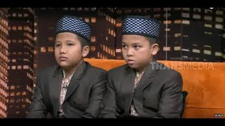 Video Ahmad dan Kamil, Dua Hafiz Cilik | HITAM PUTIH (20/11/18) Part 2 MP3, 3GP, MP4, WEBM, AVI, FLV November 2018