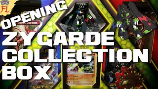 Opening a Pokemon TCG Zygarde Collection Box- EXtremely Cool! by Flammable Lizard