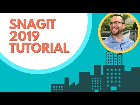 SNAGIT 2019 TUTORIAL: Deep Dive Into How To Use Snagit 2019 📸