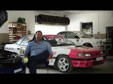 A ProFormance Rallyesport születése