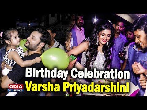 Video Varsha Priyadarshini Celebrate her Birthday with Fans & Family download in MP3, 3GP, MP4, WEBM, AVI, FLV January 2017