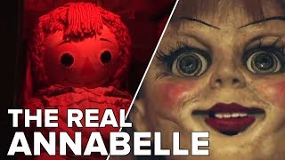 The Real Story Behind The Haunted Annabelle Doll