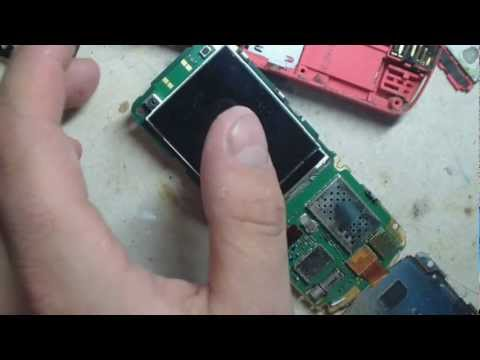 Как заменить экран на нокия 5230