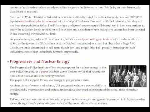 AP1000 Reactor Approved, Radioactive Tomatoes, Tokyo Home Radiation, Texas Mining, Nuclear Seaweed
