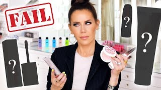 NEW PRODUCTS THAT SUCK ... FAILS by Glam Life Guru