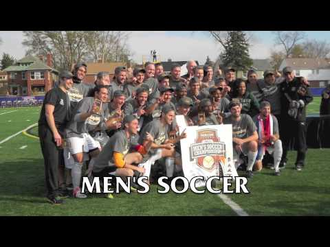 2012-2013 Cleveland State Athletics Highlight