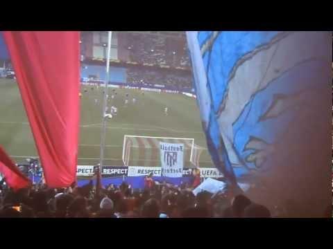 Atletico Madrid - SS Lazio. FRENTE ATLETICO