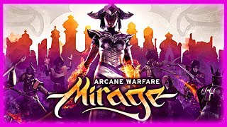 Download and play Mirage: Arcane Warfare! http://bit.ly/MirageKineticGTR This is a sponsored video, but all opinions are my own. ;)From the makers of Chivalry: Medieval Warfare comes a new PVP experience like no other, Mirage: Arcane Warfare! This is the start of a short series of videos as I give my impressions and show off different classes in multiplayer pvp.You can help us by joining our Patreon Membership! ►https://www.patreon.com/Kinetic ◄Hit the Share button also and you can quickly link these vids to friends on Facebook, Twitter and Google+!►Subscribe for more! http://tinyurl.com/n6co4h2►Facebook - https://www.facebook.com/KineticArcade►Twitter - https://twitter.com/#!/KineticGTR►Twitch Livestreams! - http://www.twitch.tv/kineticliveAdditional music by Alpha Records (Royalty Free Playlist) https://www.youtube.com/playlist?list=PLpB84o25w5ukkvqyIxbMZqQ2CduAtZ0fKUse my referral link to buy games and support my channel! It really helps!Instant-Gaming - http://www.instant-gaming.com/igr/KineticGTR/Special thanks to these awesome Platinum Patreon Members!ProxyTobias K.Filip R.Nader A.Brett R.Fahad A.Dunerwin▶Kinetic is a Proud Partner of Union for Gamers -- Want a no-hassle YouTube partnership with no caps, lock-ins and a 90/10 cut? Click the link to learn more and see if your channel meets the necessary requirements:http://www.unionforgamers.com/apply?r...