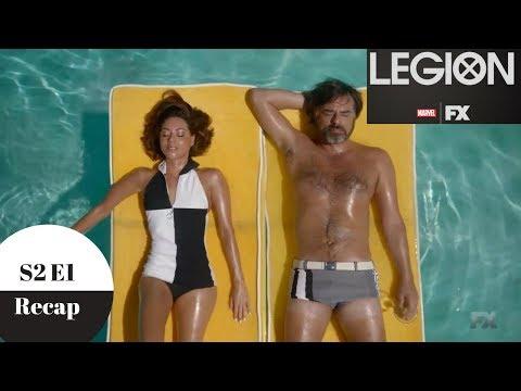 Legion - Season 2 Episode 1 Recap - Spoilers