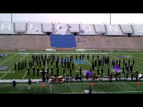 GJHS State Marching Band Quarterfinals Show 2012