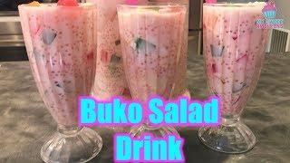 Video Buko Salad Drink MP3, 3GP, MP4, WEBM, AVI, FLV Desember 2018