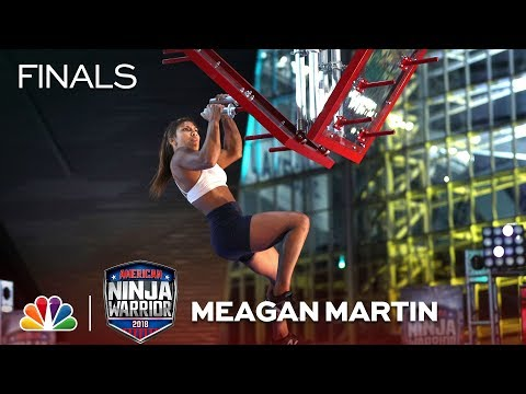 Meagan Martin At The Minneapolis City Finals - American Ninja Warrior 2018