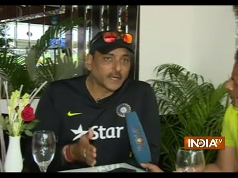 Ravi Shastri Speaks Exclusively with India TV on Dhoni controversy