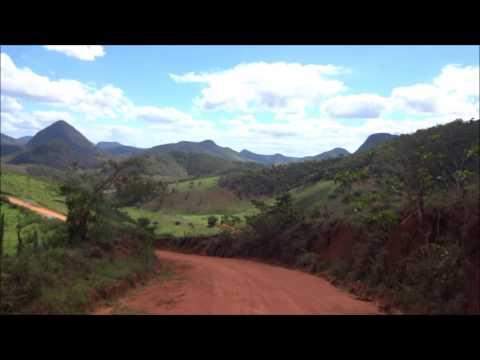 Google Maps in Ouro Verde  de Minas  -  Serra da Água Preta