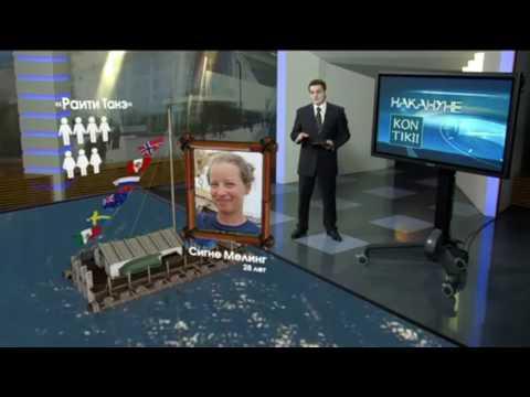 Все репортажи программы «Накануне» о Кон-Тики ИИ