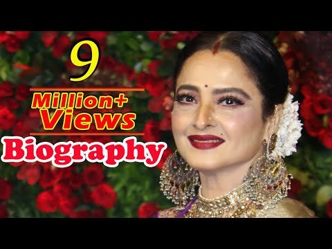 Video Rekha - Biography download in MP3, 3GP, MP4, WEBM, AVI, FLV January 2017