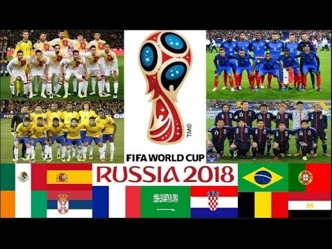 FiFa World Cup 2018 Schedule part 2