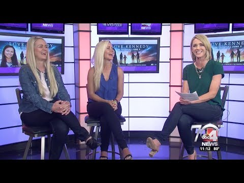 LOVE KENNEDY - ABC 4 Good 4 Utah Interview #1