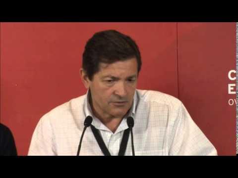 Queremos un PSOE que tenga liderazgo, coherencia, capacidad y autonomía