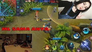 Download Video Franco ML sama ANYA Mobile LEGENDS MP3 3GP MP4
