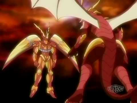 Bakugan Gundalian Invaders - 12 - The Element 2/2 HQ