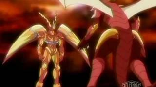 Bakugan Gundalian Invaders - 12 - The Element 2/2 HQ