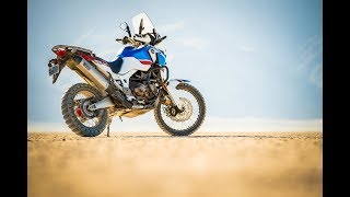 4. 2018 Honda Africa Twin Adventure Sports Review  Adam Booth