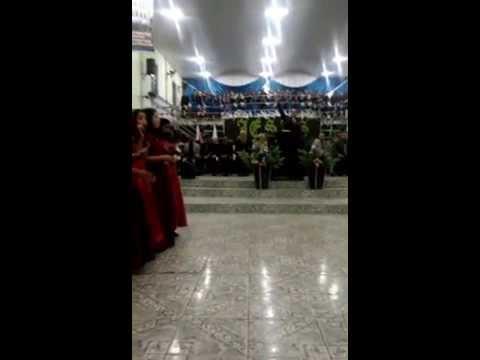 Eduardo Schenatto- Do céu não abro mão- Assembléia de Deus em Santo Antonio do Taua- Pará