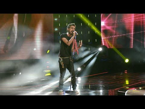 Tornike Kipiani - I Just Can't Get You Out Of My Head - თორნიკე ყიფიანი (видео)
