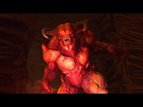 First Doom Hard Difficulty Gameplay - In 1080p 60fps