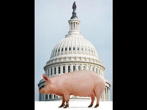 Republicans Love Pork Barrel Spending