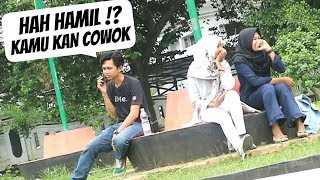 Video AKU HAMIL MAS ! Prank Indonesia MP3, 3GP, MP4, WEBM, AVI, FLV April 2019