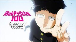 Arataka Reigen, autoproclamé Médium de génie ~ et Mob ~ épisode 1 VOSTFR