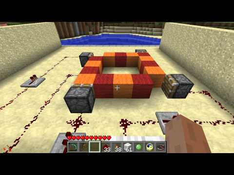 Piston - Most people probably like Pistons because they allow them to build hidden doors and traps. I like them because they revolutionize redstone circuitry. (Please...