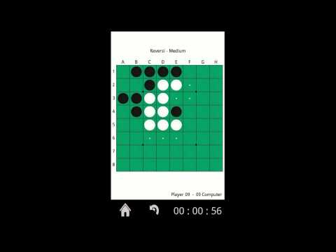 Video of Reversi