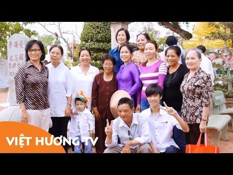 Việt Hương Hành Hương Lễ Chùa Tây Ninh
