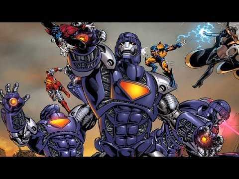 ORIGINS - This military scientist created the most dangerous weapon the X-Men have ever faced. Welcome to http://www.WatchMojo.com and today we will explore the comic ...