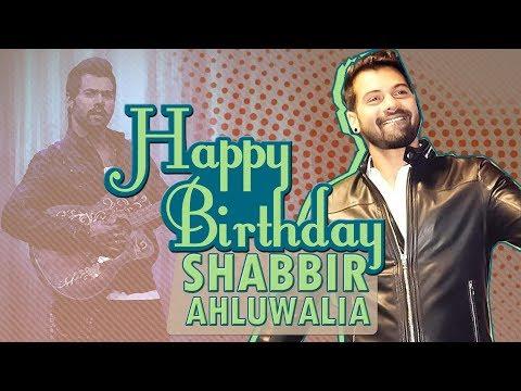 Shabir Ahluwalia unwraps fan gifts I Birthday Segm