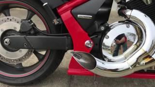 7. 2012 Honda Fury