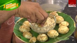 Ram Babu's Kitchen.. ఆర్గానిక్ వంటలు | Gunta Ponganalu And Walnut Chutney Recipie