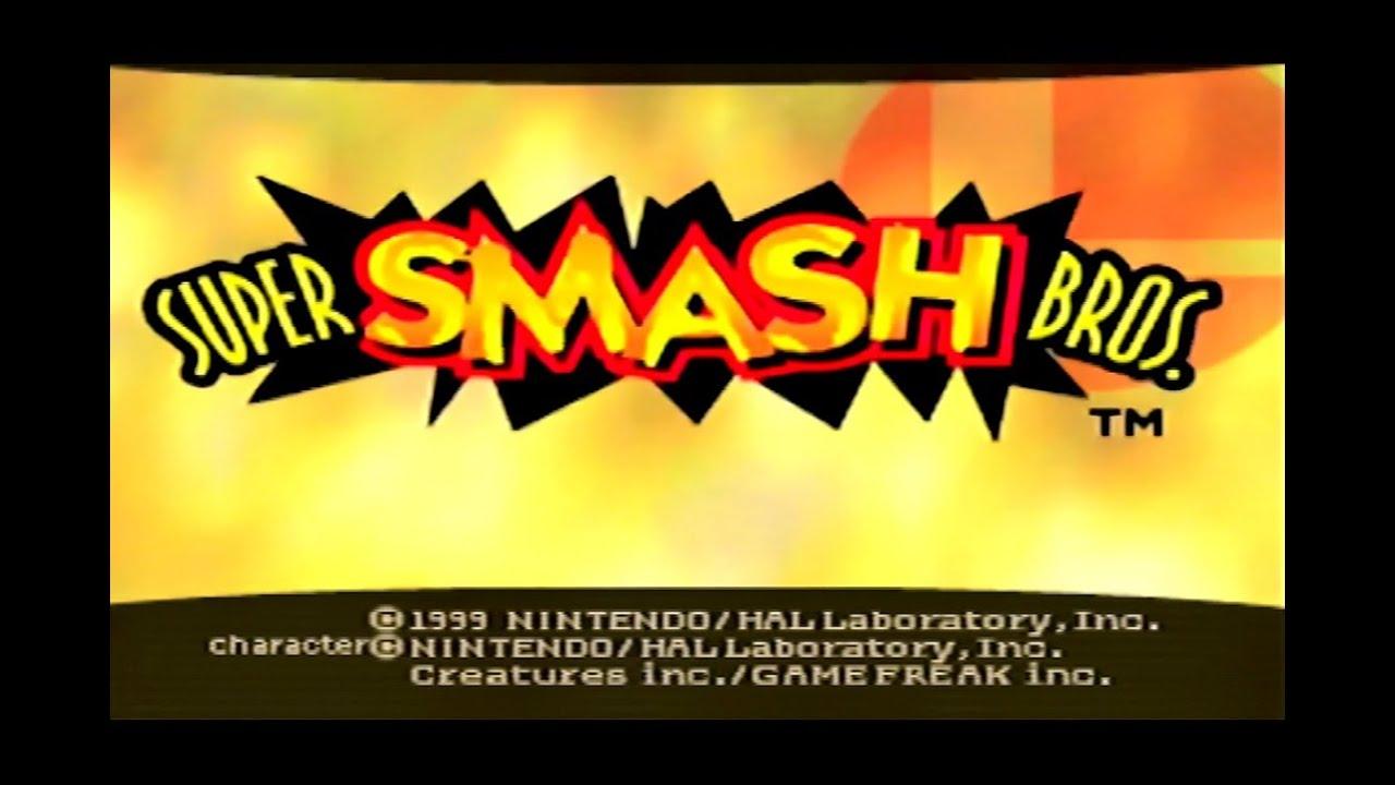 Let's Play: Super Smash Bros. (Nintendo 64)